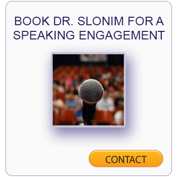 Book Daphna Slonim for a Speaking Engagement