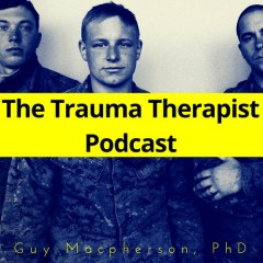 The Trauma Therapist Podcast Interview