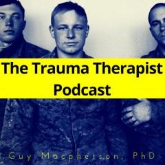 The Trauma Therapist Podcast Interview